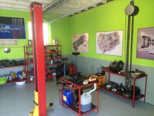 dielna – autoservis Autolabs – specialisti na automaticke prevodovky